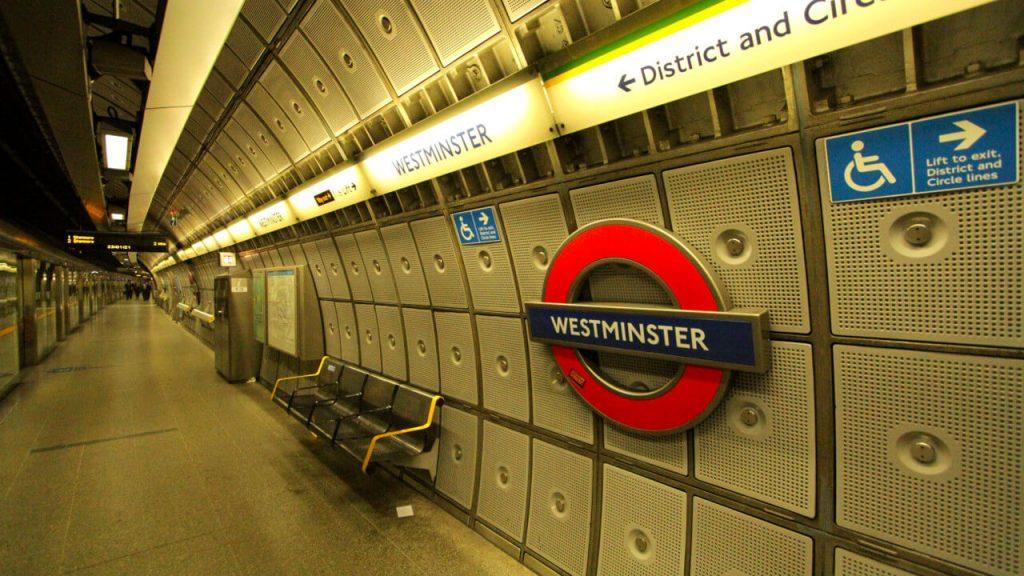 london tube map 2018 die weltber hmte underground. Black Bedroom Furniture Sets. Home Design Ideas